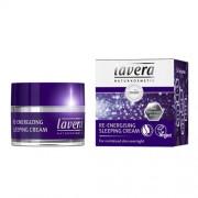 Lavera Cremă de noapte energizantă, 5in1 5 v 1 (Re-Energizing Sleeping Cream) 50 ml