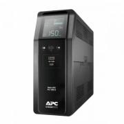 APC Back UPS Pro BR 1600VA 960W 1200VA, 8x IEC C13 Outlets, AVR, LCD Interface, Sinewave APC-BR1600SI