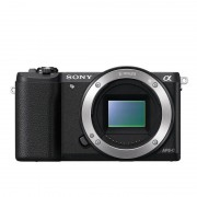Sony Alpha ILCE-5100 24.3MP Corpo Preto