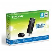 ADAPTADOR WIFI TP-LINK DOBLE BANDA AC1200 USB 3.0 ARCHER T4U-negro