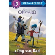A Day with Dad (Disney/Pixar Onward), Hardcover/Random House Disney