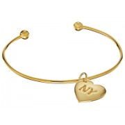Marc Jacobs The NY Cuff Bracelet Gold