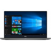 Ultrabook Dell XPS 7590 Intel Core Coffee Lake (9th Gen) i7-9750H 512GB SSD 8GB nVidia GeForce GTX 1650 4GB Win10 Pro FullHD FPR Silver