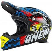 Oneal O´Neal Fury Fidlock RL Wild Multi Downhill Helmet Multicolored S