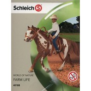 Schleich Western Riding Set