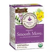 SMOOTH MOVE -SANFTE BEWEGUNG SENNESBLÄTTER (Biologisch) 16 Teebeutel