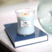 Lumanare parfumata Woodwick pure comfort borcan mediu