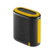 Multilaser Caixa de Som Pulse Mini Bluetooth/SD/P2 10W RMS Preta e Amarela - SP238 SP238