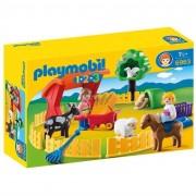Playmobil costruzione allegro zoo 6963