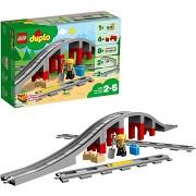 LEGO DUPLO 10872 Vasút Vasúti híd és sínek