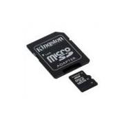 Cartão De Memória Micro Sdhc 8gb Adaptador Sd Kingston
