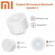 Parlante Xiaomi Mi Compact Bluetooth Speaker 2 Portátil - BLANCO