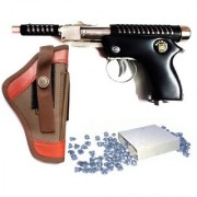 007 METAL AIR GUN 100 PALLETS WITH COVER (BLACK BROWN)