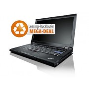 "ThinkPad T400, 36,8 cm (14,1""), C2D P8600, 160 GB, Win 7 (ref.) 