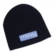 Grace Wool Beanie Two Tone With Piping Cap AH742