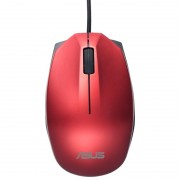 Mouse Asus UT280 cu fir optic USB rosu