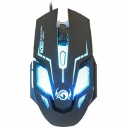 Mouse gaming Marvo G904 Black