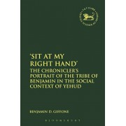 'sit at My Right Hand': The Chronicler's Portrait of the Tribe of Benjamin in the Social Context of Yehud, Paperback