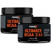 PowGen BCAA 2:1:1 Duo: pro lepší kondici, regeneraci a růst svalů. 60 porcí.