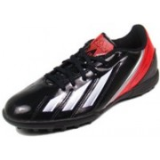 ADIDAS F5 TRX TF Football Shoes For Men(Black, Red)