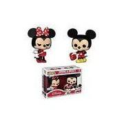 Minnie & Mikey 2 Pack Funko Pop dia dos Namorados Exclusivo