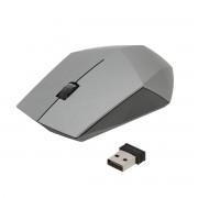 Omega OM-413 Wireless Mouse - безжична мишка за PC и Mac (сива)