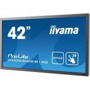 "IIYAMA ProLite TH4265MIS-B1AG 42"" 1920 x 1080Pixel Multi-touch Nero monitor touch screen"
