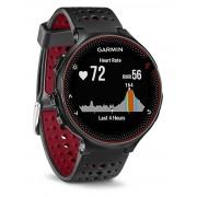Smartwatch Garmin Forerunner 235, Negru/Rosu