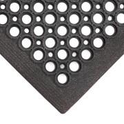 Olejivzdorná protiskluzová protiúnavová průmyslová rohož High-Duty Grit - 150 x 90 x 1,25 cm (80000520) FLOMAT