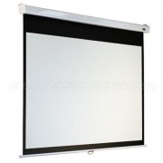 "ELITE SCREENS plátno roleta 100"" (254 cm)/ 16:9/ 124,5 x 221 cm/ Gain 1,1/ case biely/ Fiber Glass/ slow retract"