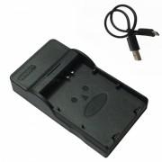 Ismartdigi BP1310 Micro USB cargador de bateria de la camara movil para Samsung