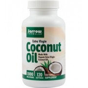 Coconut Oil Extra Virgin 1000 mg, 120 capsule