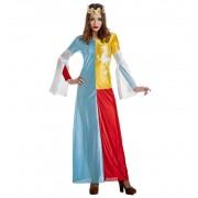 Disfraz Princesa Medieval Adulto - Car&Gus