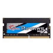 Memorie G.Skill Ripjaws DDR4 SO-DIMM 4GB 2400MHz 1.20V CL16, F4-2400C16S-4GRS