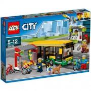 Set de constructie LEGO City Statie de Autobuz