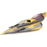 Star Wars Clone Wars 3.75 Inch Scale Vehicle - Anakins Jedi Starfighter