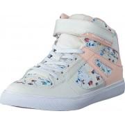 DC Shoes Dc Kids Spartan Hi Ev Shoe Cream, Skor, Sneakers & Sportskor, Höga sneakers, Brun, Blå, Unisex, 28