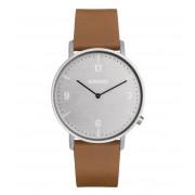 KOMONO Horloges Lewis Metropolis Bruin
