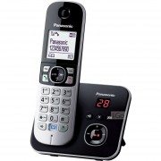 Telefono Inalambrico Panasonic KXTG6821 Negro