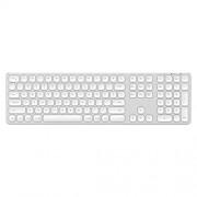 Satechi Bezdrátová klávesnice pro Mac - Satechi, Aluminum Wireless Keyboard Silver