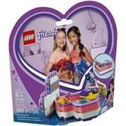 LEGO 41385 LEGO Friends Emmas Sommarhjärtask