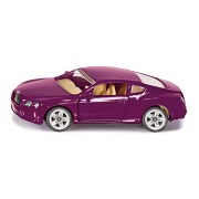 Siku 1483-Bentley Continental Gt V8Car Magenta