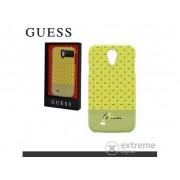 Cg Mobile Guess Gianina plastična zaštita za mobitel Samsung GT-I9190/9192/9195 Galaxy S IV. mini ,žuta (