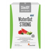 SlimJOY WaterOut STRONG Night - fastest slimming effect. Works at night. 30 capsules