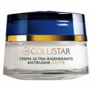 Collistar Anti-Età Crema Ultra-Rigenerante Antirughe Notte 50 ml