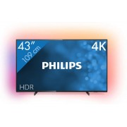Philips 6700 series 43PUS6704/12 tv 109,2 cm (43'') 4K Ultra HD Smart TV Wi-Fi Zwart