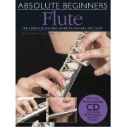 Music Sales Absolute Beginners: Flute