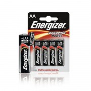 Energizer Stilo Aa Blister 4 Pezzi