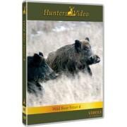 Hunters Video DVD: Schwarzwildfieber 4
