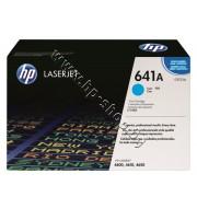 Тонер HP 641A за 4600/4650, Cyan (8K), p/n C9721A - Оригинален HP консуматив - тонер касета